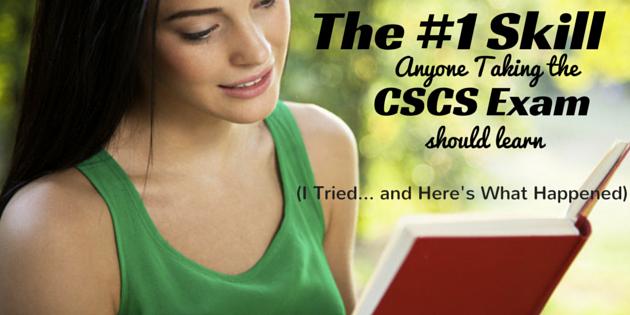 Blog - CSCS Practice Exams